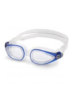 AQUASPHERE - OCCHIALINO GRADUATO EAGLE - 168.440 - BLUE/CLEAR, CLEAR LENTS