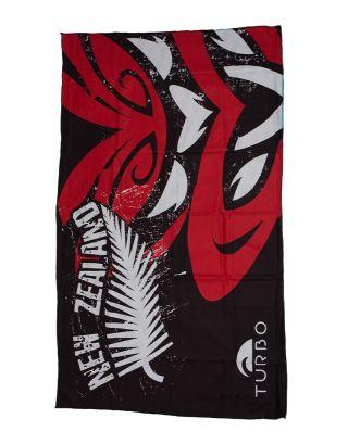 TURBO - TELO MARE - MICROFIBRA - NZL MASK - 125x75cm - 987622