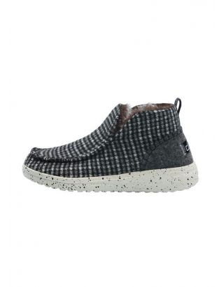 DUDE - SCARPA DONNA - HELIS - 121853129 - PDP DARK GREY