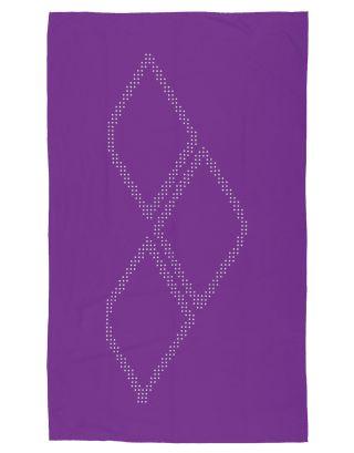 ARENA - TELO MICROFIBRA - HALO TOWEL 145x90cm - MIRTILLA, LEAF - 2A483906