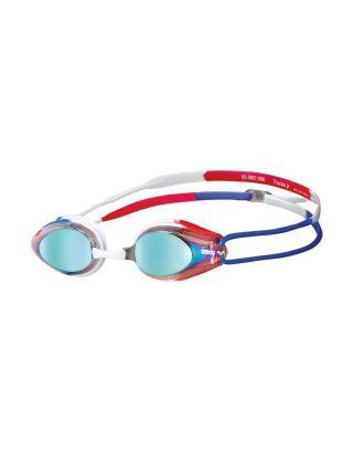 ARENA - OCCHIALINO TRACKS JR MIRROR - 1E560174 - GOLD/BLUE/RED