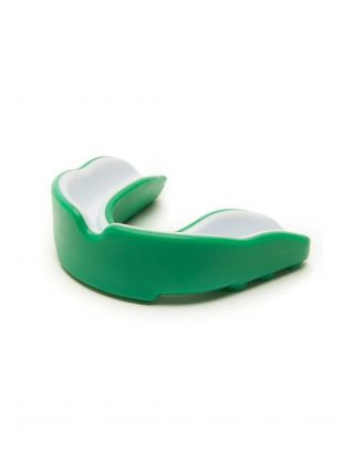 LEONE - PARADENTI/MOUTHGUARD - SAFE GUARD - PD512 - GREEN