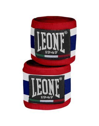 LEONE - BENDAGGI/HAND WRAPS - 3,5M - AB705 - THAI FLAG