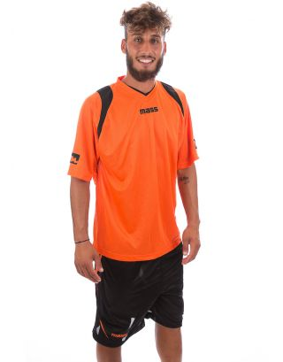 MASS - COMPLETINO CALCIO MESH - ORANGE
