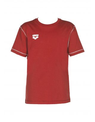 ARENA - T-SHIRT JUNIOR - JR TL S/S TEE - 1D36040 - RED