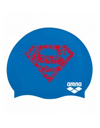 ARENA - CUFFIA SUPER HERO CAP - 001533700 - SUPERMAN