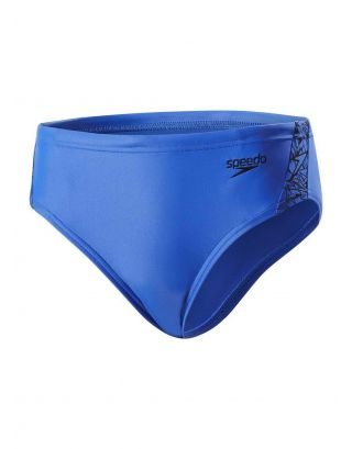 SPEEDO - COSTUME SLIP JR - BOOM SPL 6,5cm - 10847C134 - BLUE/BLACK - END10