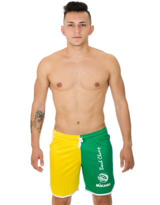MIKASA - PANTALONCINO BEACHVOLLEY UOMO - MT5002 V6 - GREEN