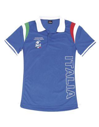 JAKED - POLO ITALIA UOMO M/C - JIMAS99003 - AZZURRO