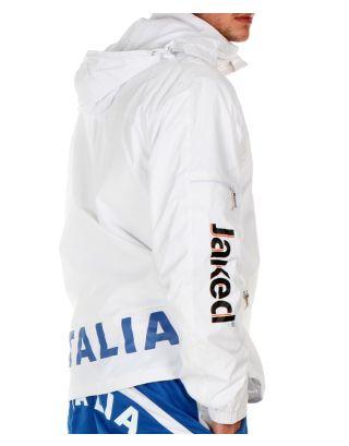JAKED - GIUBBOTTO ITALIA - BIANCO - ITA6550REP