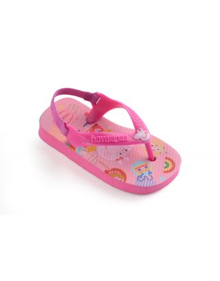 HAVAIANAS - INFRADITO BABY - PEPPA PIG - 4145980-5784 - PINK FLUX