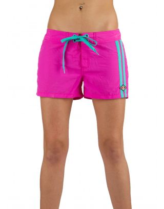BEAR - COSTUME WOMAN SHORT - INSTITUTIONAL - P3 Q 2101-0045-206 PHLOX PINK
