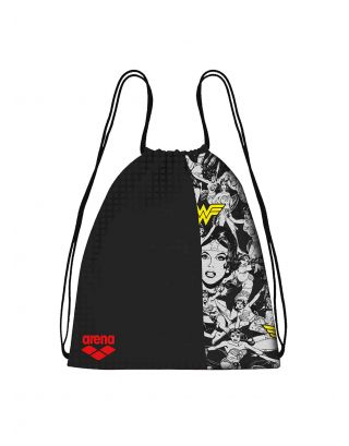 ARENA - SACCA - WB MESH BAG  - 002026102 - WONDER WOMAN