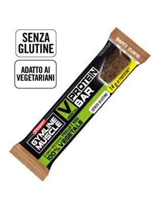 ENERVIT - VEGETAL PROTEIN BAR - CAFFÈ - 60g - SENZA GLUTINE - scad. 02/10/21 - 92700