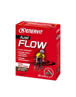 ENERVIT - JUST FLOW - 3 BLISTER DA 12CPS - SCAD. 30/11/20 - 90859 - 17,5g