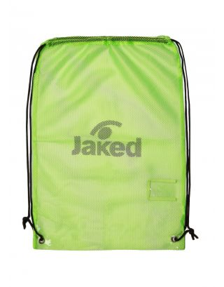 JAKED - SACCA/MESH TETRIS BAG - 58x66cm - JSBOX99020 - LIME GREEN