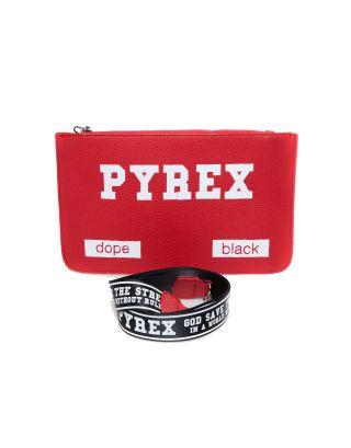 PYREX - POCHETTE ECOPELLE - PY18009R - RED