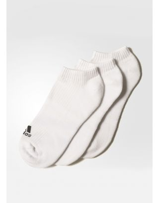ADIDAS - CALZE/SOCKS - 3-STRIPES (3 PACK) - AA2279 - WHITE/BLACK