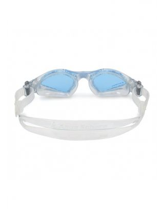 AQUASPHERE - OCCHIALINO KAYENNE - SMALL FIT - 189.010 - CLEAR/LIGHT BLUE - CLEAR LENSES