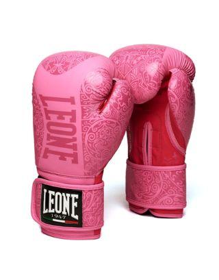 LEONE - GUANTONI BOXE NEW MAORI - GN070 - PINK