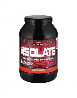 ENERVIT GYMLINE MUSCLE - 100% WHEY PROTEIN-SCAD. 18/08/22-92701-ISOLATE-CACAO-900g