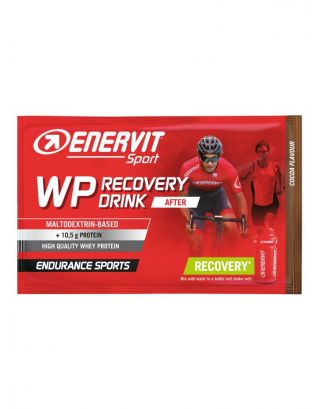 ENERVIT - WP RECOVERY DRINK - 50g - 90546 -SCAD. 30/01/22 - COCOA FLAVOUR