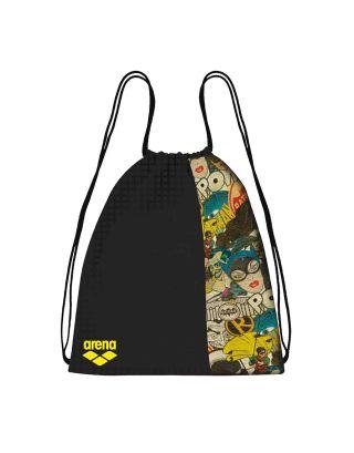 ARENA - SACCA - WB MESH BAG  - 002026101 - BATMAN
