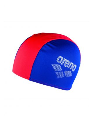 ARENA - CUFFIA POLYESTER II JUNIOR CAP - 002468740 - ROYAL/RED