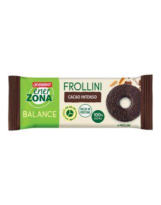 ENERZONA - FROLLINI MONODOSE INTENSE COCOA  - 24g - 4 FROLLINI - scad. 01/01/21