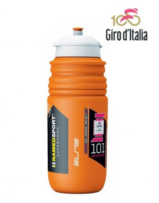 "NAMED SPORT® - BORRACCIA 500 ML - ""GIRO D'ITALIA 101"" - ORANGE"