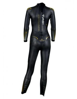 PHELPS - MUTA DONNA - PHANTOM 2.0  SUIT WOMAN - BLACK