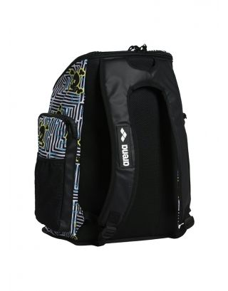 ARENA - ZAINO - TEAM BACKPACK 45 ALLOVER - 52x35x27cm (45L) - 002437120 - CRAZY LABYRINTH