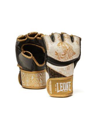 LEONE - GUANTI MMA - NEFERTITI - GP114 - WHITE/GOLD