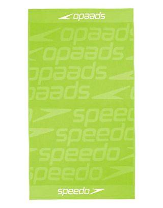 SPEEDO - TELO SPUGNA - EASY TOWEL LARGE - 7033E0010 - APPLE GREEN
