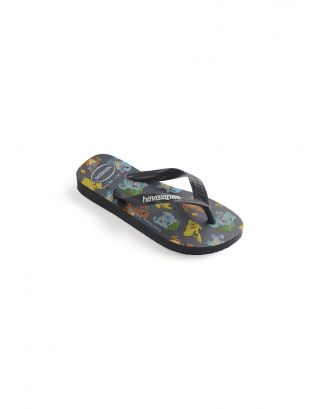 HAVAIANAS - INFRADITO KIDS - TOP POKEMON - 4146313-0074 - NEW GRAPHITE