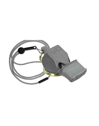 FOX 40 - FISCHIETTO REGOLAMENTARE - CLASSIC CMG CON CORDINO - 9603-1008 - SILVER