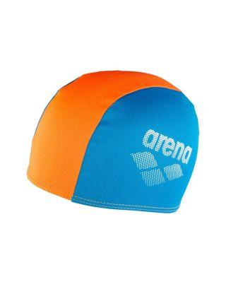 ARENA - CUFFIA POLYESTER II JUNIOR CAP - 002468730 - BLUE/ORANGE