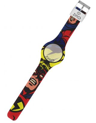 ZITTO - OROLOGIO LIMITED - WATERPROOF 100M - COMICS - 36mm - SUPERHERO