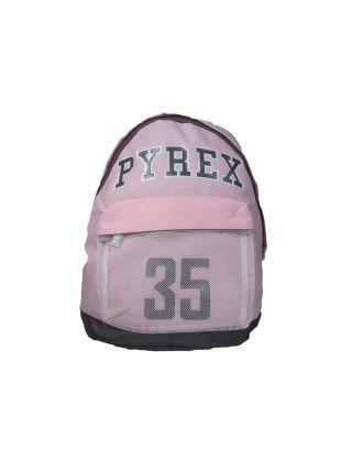 PYREX - ZAINO - 35x43x16 - PY19017P - PINK/BLACK