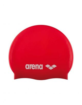 ARENA - CUFFIA JUNIOR - CLASSIC SILICONE JR - 9167044 - RED/WHITE