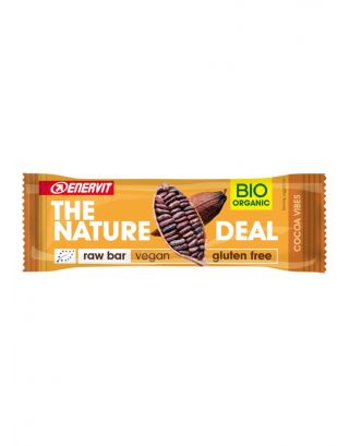 ENERVIT - THE NATURE DEAL RAW BAR COCOA VIBES - 98576 - 30g - 17/02/21