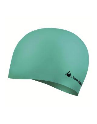 AQUASPHERE - CUFFIA SILICONE ADULTO - CLASSIC SILICONE CAP - 140.350 - TURQ.