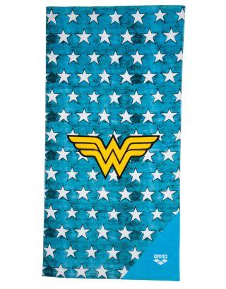 ARENA - TELO SPUGNA - HEROES TOWEL - 150x75cm - 002521800 - WONDER WOMAN