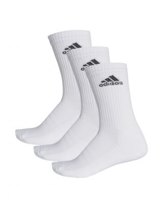 ADIDAS - CALZE/SOCKS - 3-STRIPES PERFORMANCE (3 PACK) - AA2297 - WHITE/BLACK