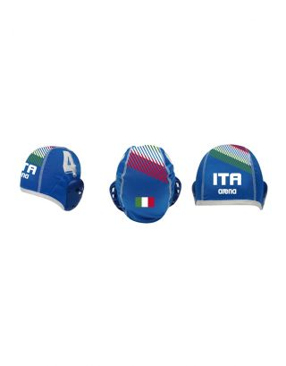 ARENA - CALOTTINA - FIN WATER POLO CAP - 94206E80 - BLUE