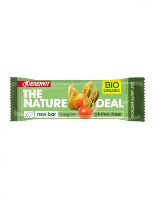 ENERVIT - THE NATURE DEAL RAW BAR GOLDEN BERRY JOY - 98577 - 30g - 19/02/21