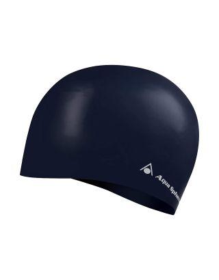 AQUASPHERE - CUFFIA SILICONE ADULTO - CLASSIC SILICONE CAP - 140.440 - NAVY.