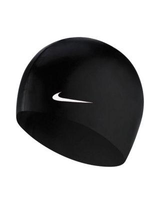 NIKE - CUFFIA SILICONE - SOLID CAP - 93060-011 - BLACK/WHITE