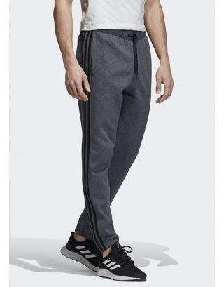 ADIDAS - PANTALONE UOMO - ESSENTIALS 3-STRIPES TAPERED - FI0822 - DARK GREY
