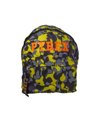 PYREX - ZAINO - 35x43x16 - PY19016GX - CAMO YELLOW